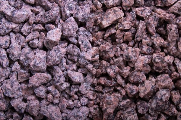 Edelsplitt | Irisch. Granit | Körnung 8-16