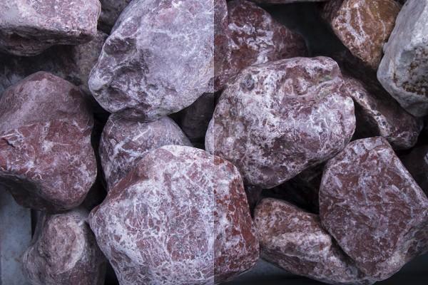 Steinschlag | Rouge Royal | Körnung 40-60 mm
