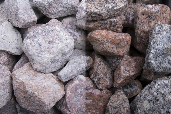 Steinschlag | Schottischer Granitstein | Körnung 20-40 mm