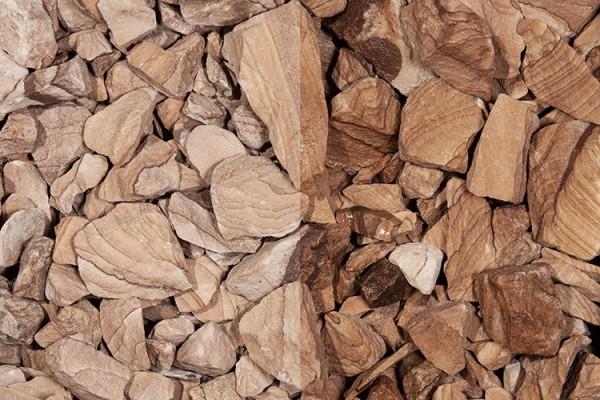 Edelsplitt | Pinien Splitt | Körnung 10-30 mm