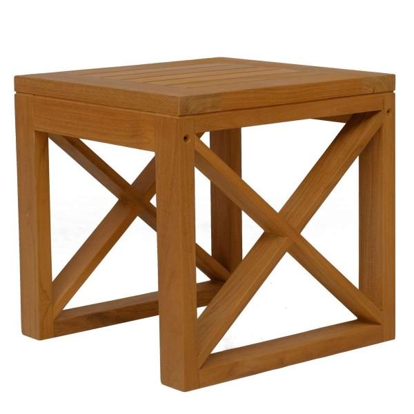 Beistelltisch Molveno Teak Massivholz | Teako Design